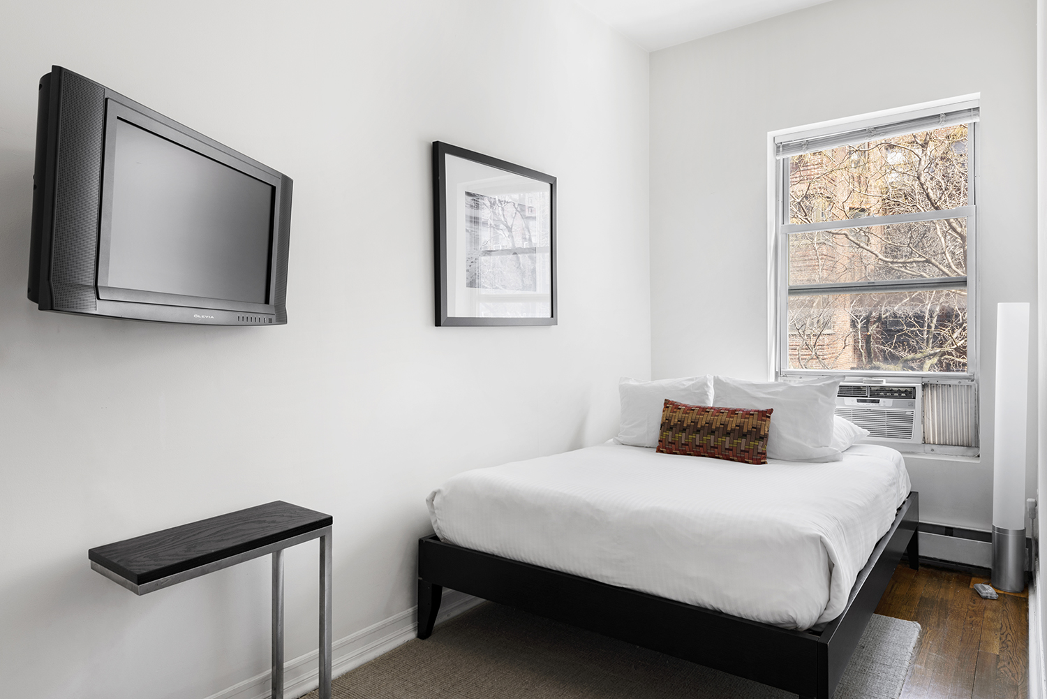 Bedroom at East 74th Street Apartments