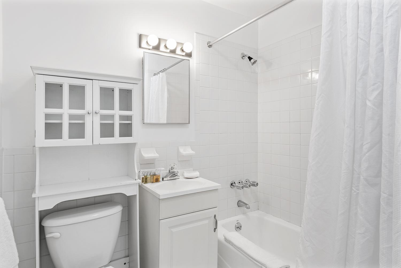Bathroom at 244-250 East 74th Street Apartments