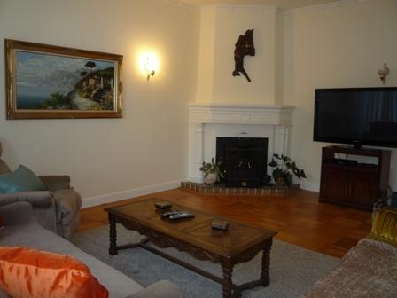 TV at Noe Valley Home, Noe Valley, San Francisco