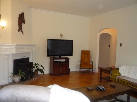 Wooden floors at Noe Valley Home, Noe Valley, San Francisco