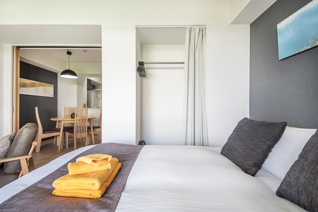 Ginza East Apartments, Tokyo, SilverDoor Apartments