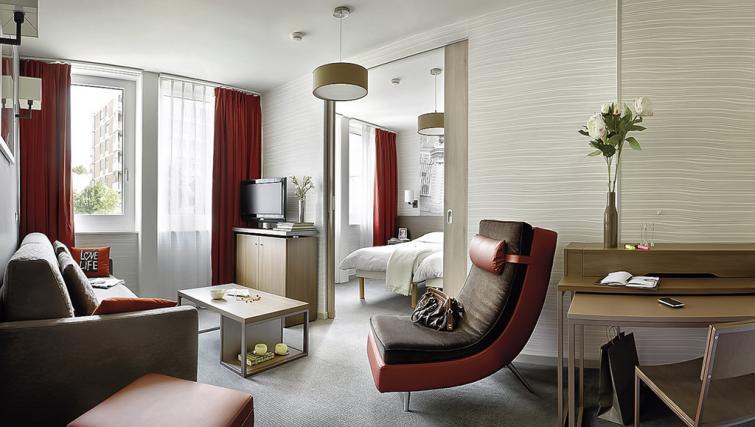 1 bed apartment at Adagio Basel City