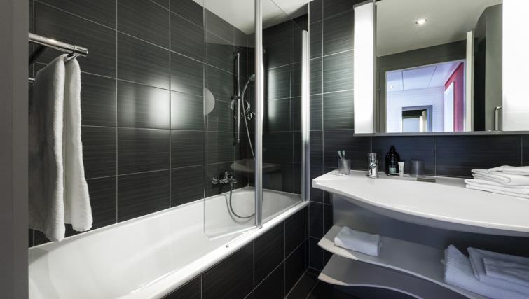 Bathroom at Adagio Basel City
