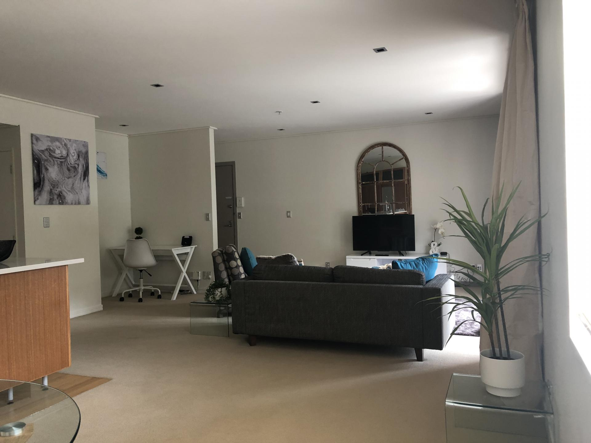 Layout at The Parc Apartment