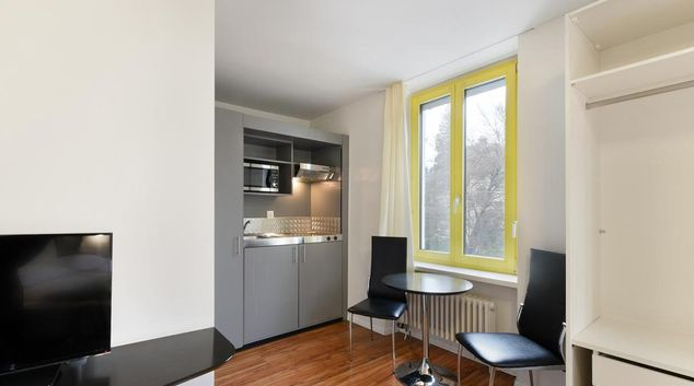 Living at Swiss Star California Apartments, Hottingen, Zurich