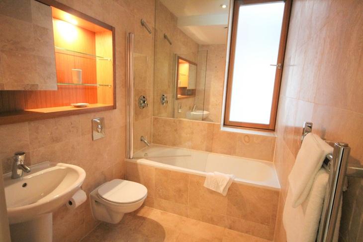 Bathroom at Quayside Loft Apartments