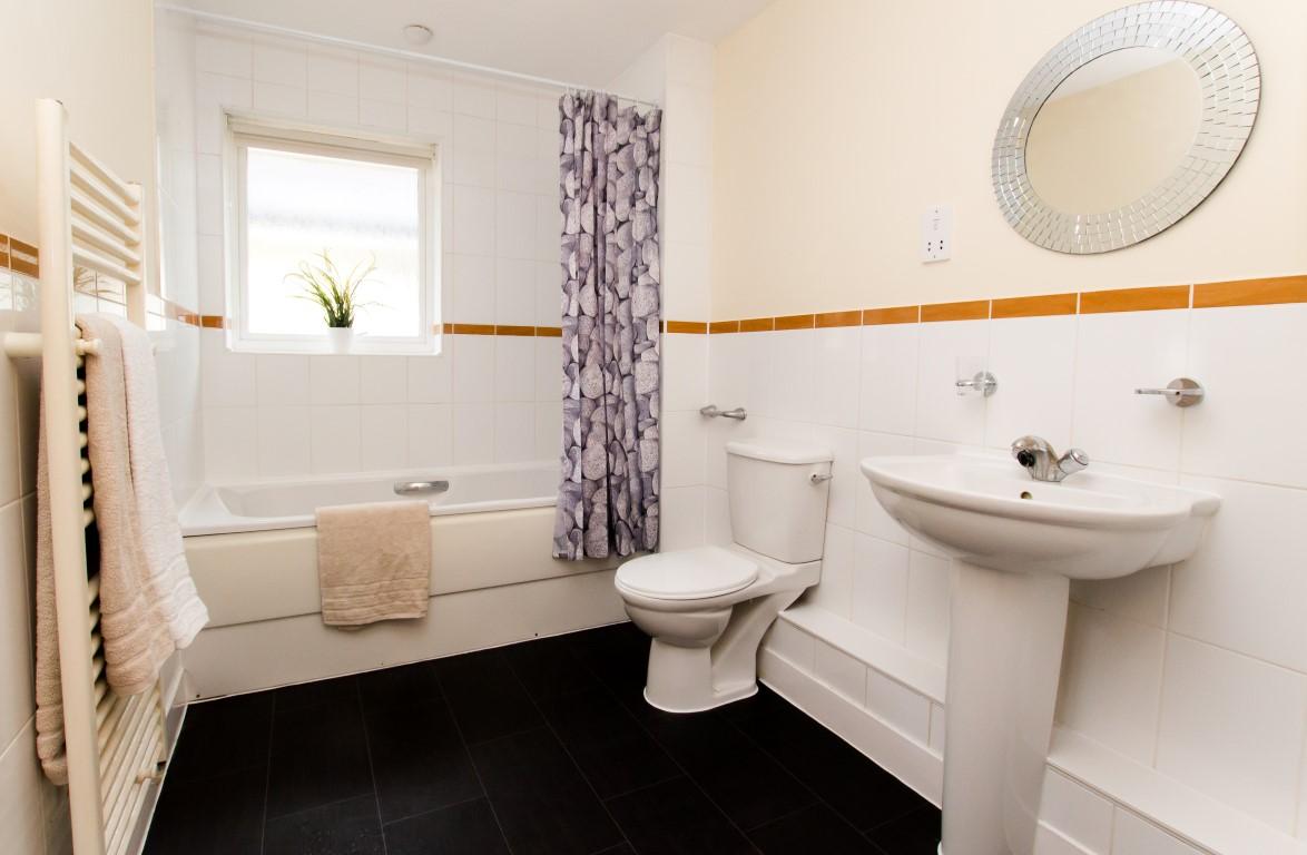 Bath at Elmcroft Court Apartments, Three Bridges, Crawley