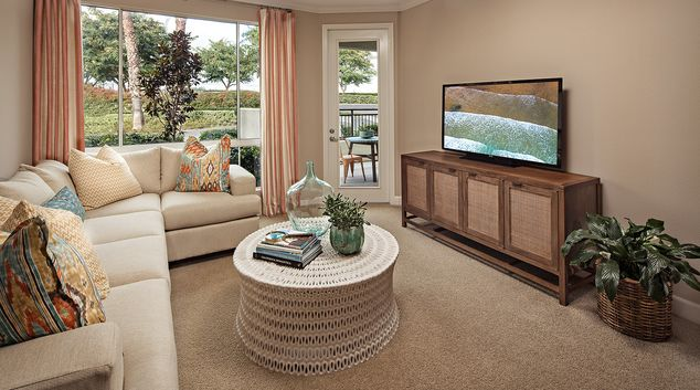 Lounge at Marbella Apartment, Centre, Carlsbad