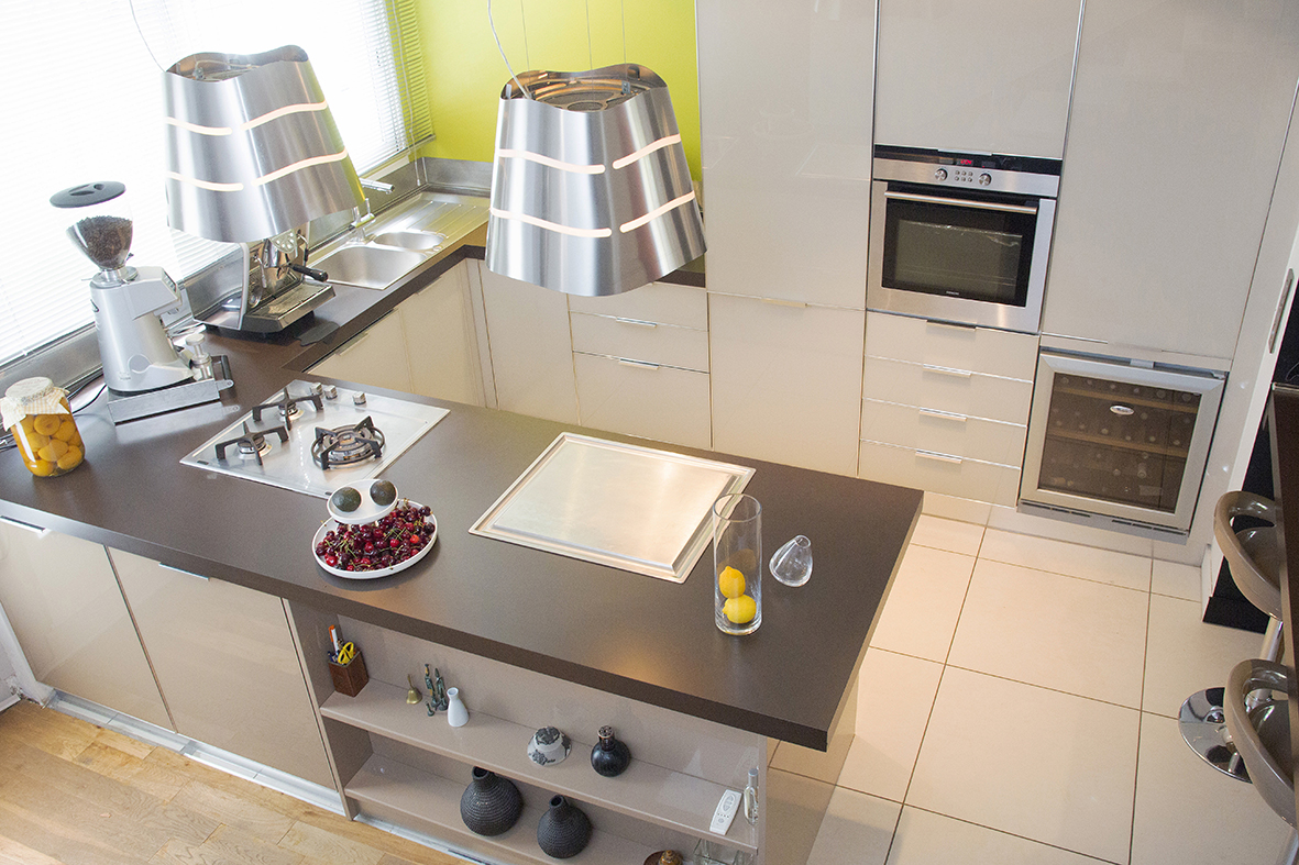 Fully equipped kitchen at Urbanhouse Toulouse, Ancely, Toulouse