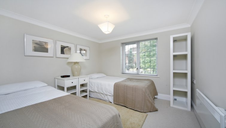 Bright bedroom in Windsor Forest Court Apartments