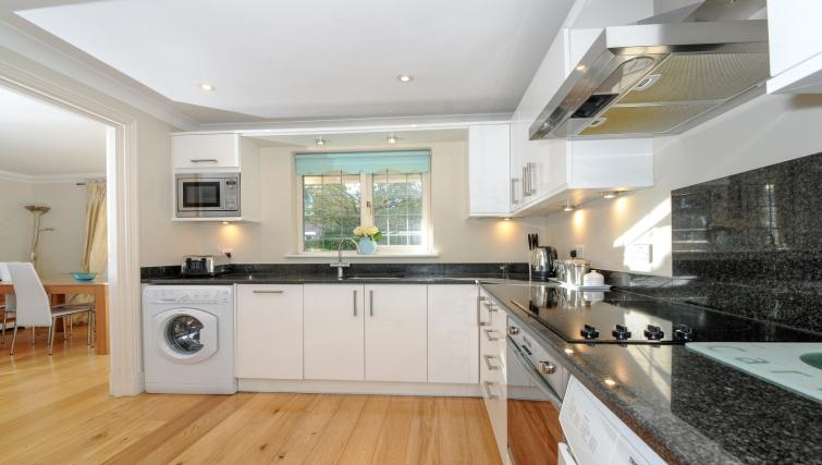 Kitchen at Windsor Forest Court Apartments