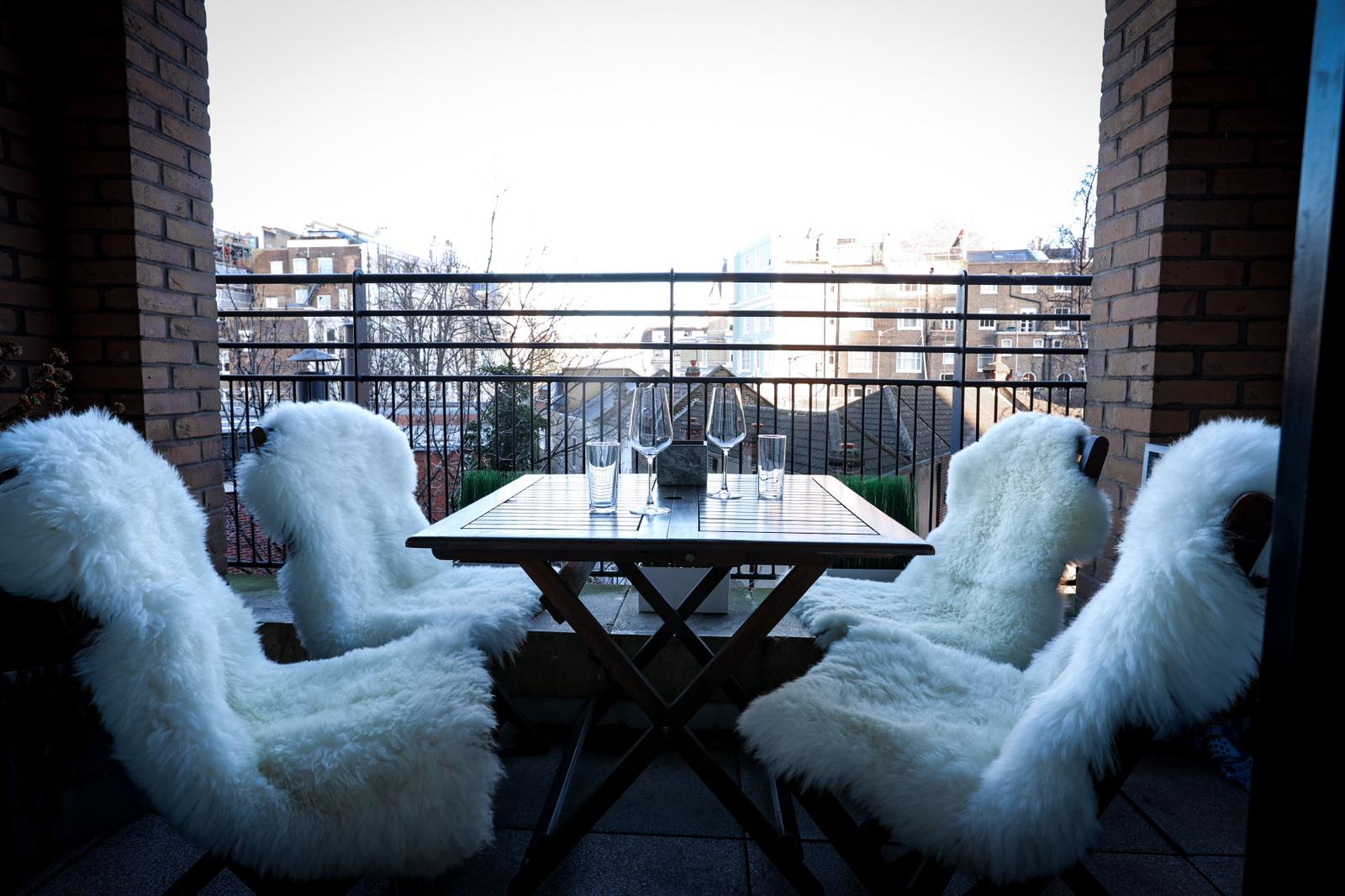 Outside at 116 Point West Apartments, South Kensington, London