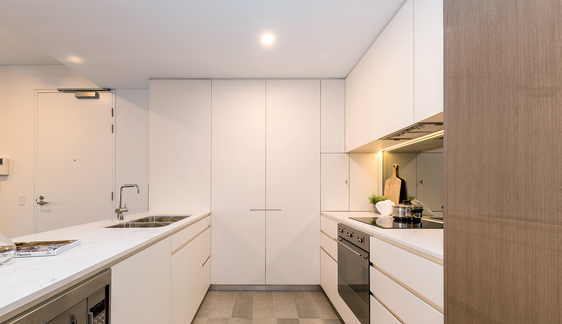 Sink at Riverside Parade Apartments by Fraser, Centre, Perth
