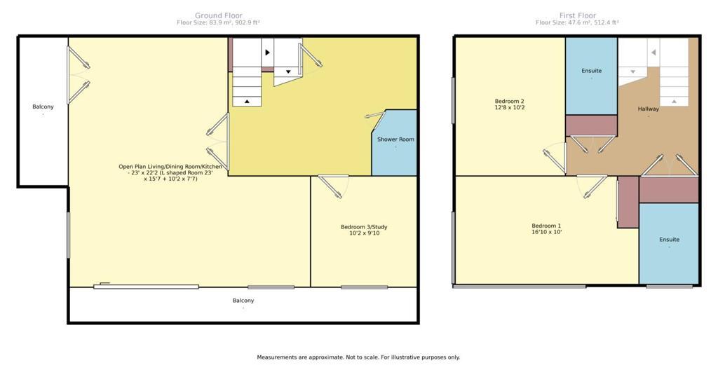 Mulberry Lodge Apartments, Centre, St Albans