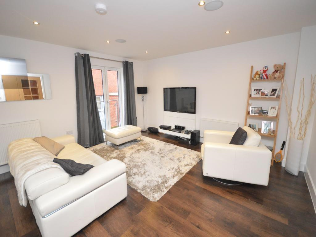 Living area at Mulberry Lodge Apartments, Centre, St Albans