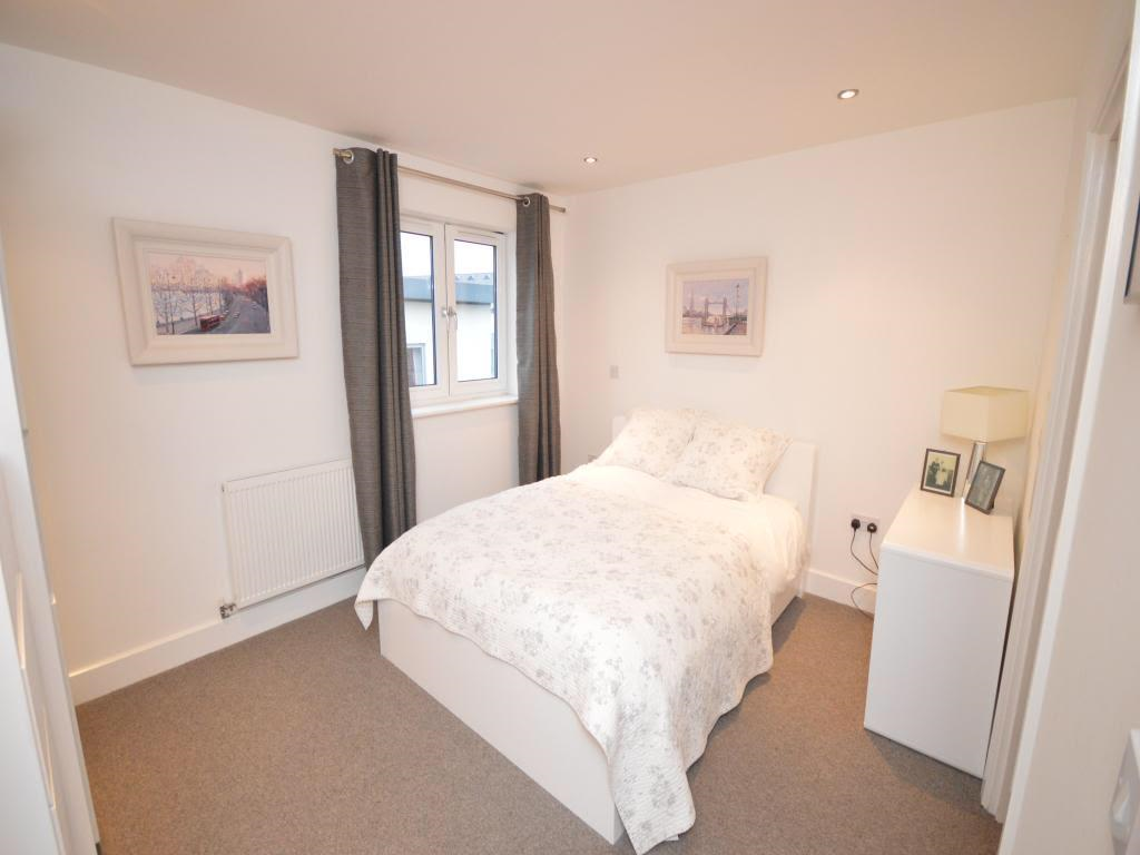 Bed 2 at Mulberry Lodge Apartments, Centre, St Albans