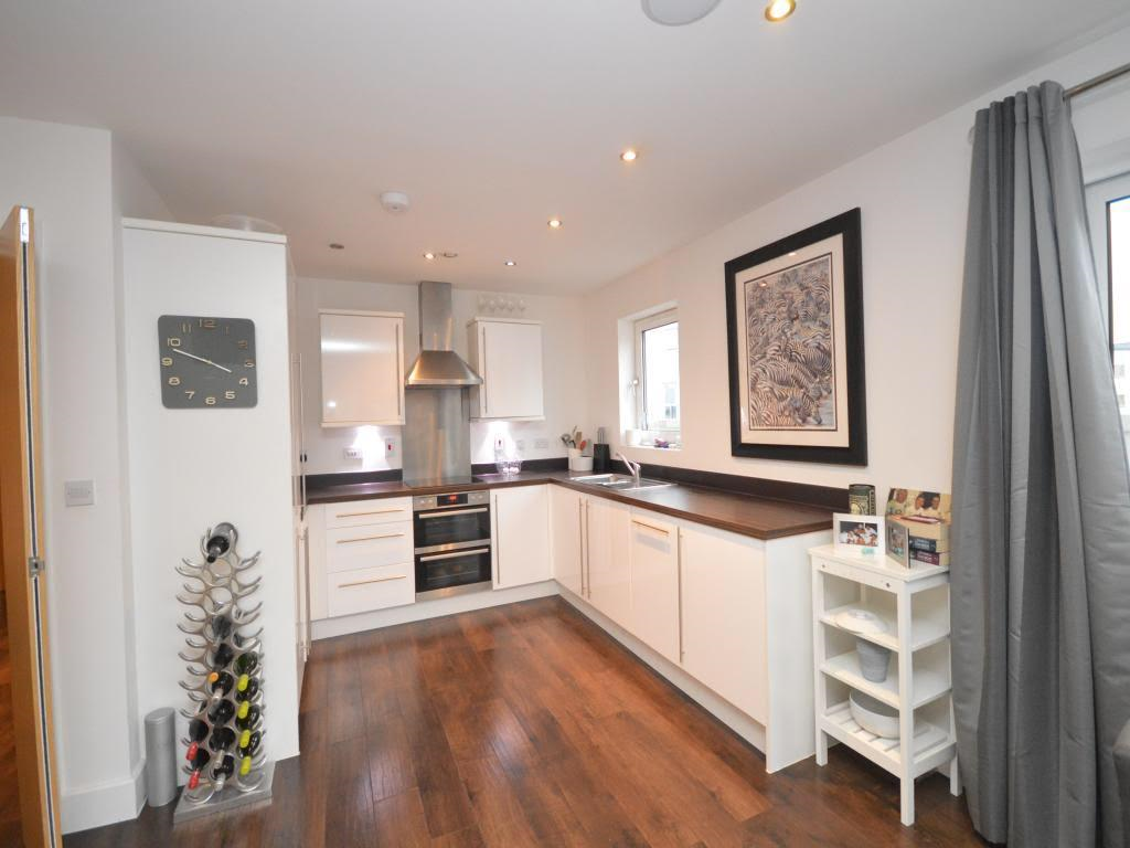 Kitchen space at Mulberry Lodge Apartments, Centre, St Albans