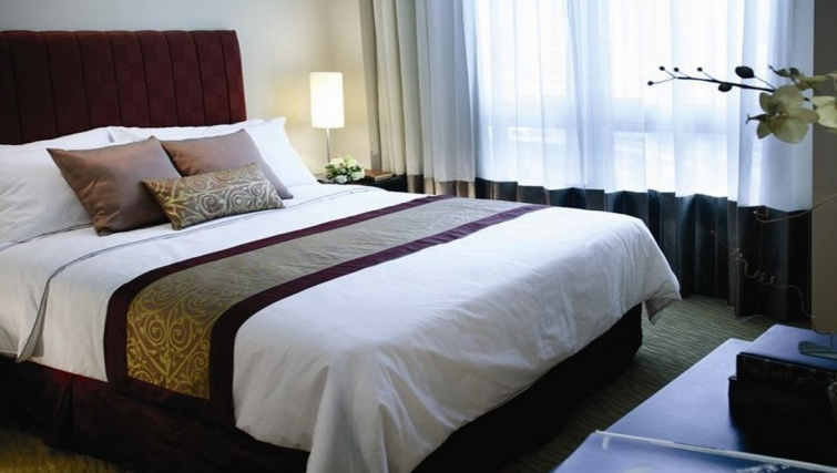 Sensational bedroom in Ascott Sathorn Apartments