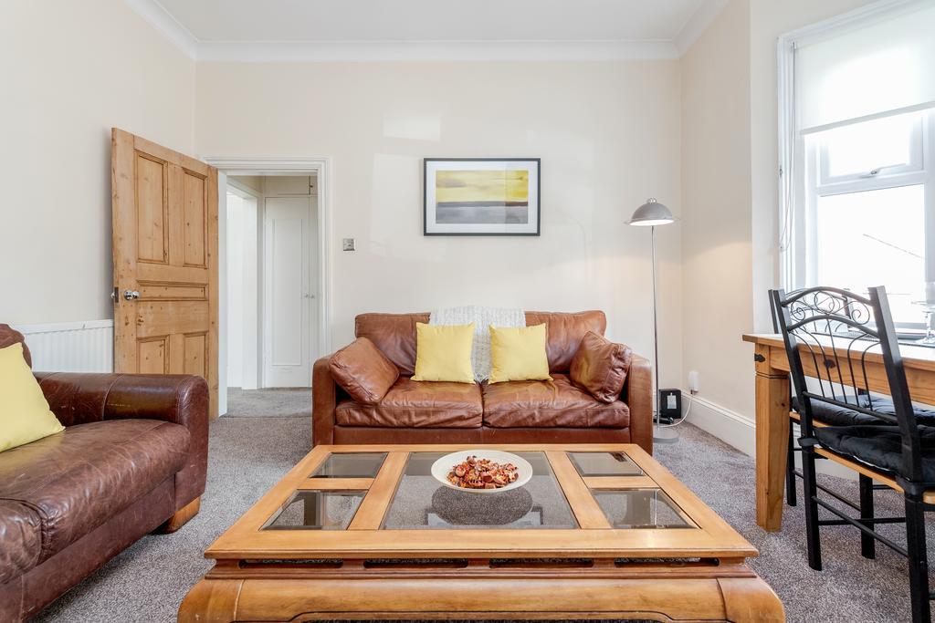 Sofa at Chesham Court Apartment, Centre, Guildford