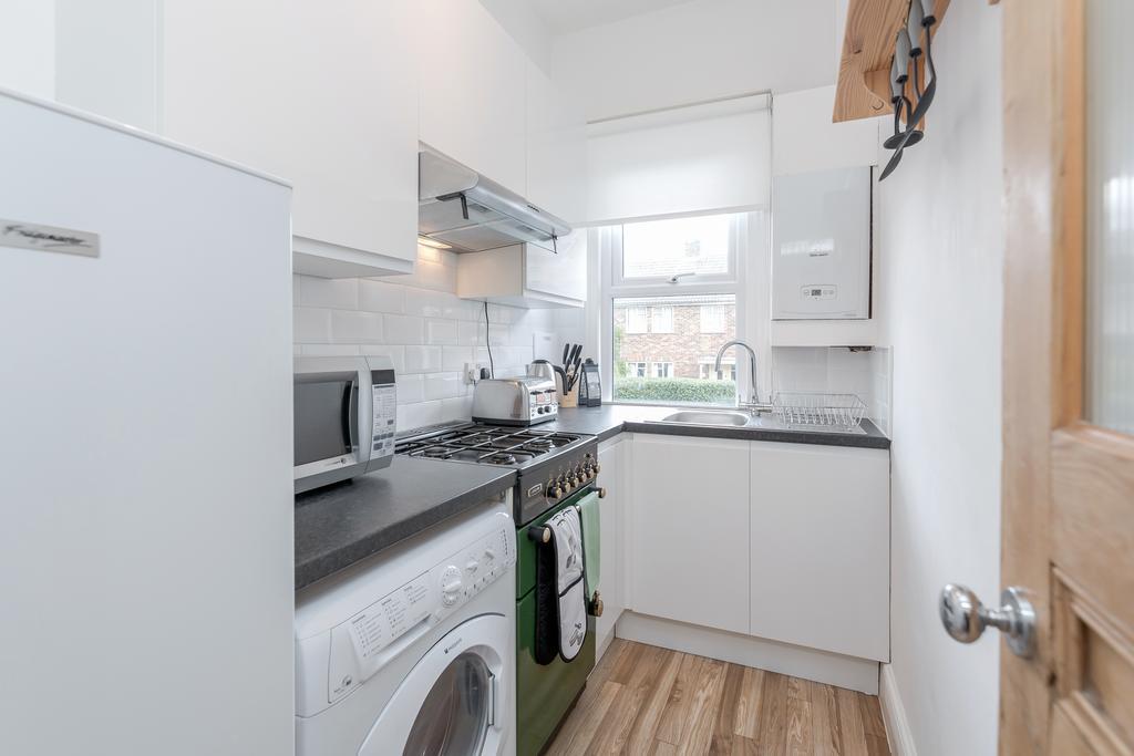 Kitchen at Chesham Court Apartment, Centre, Guildford