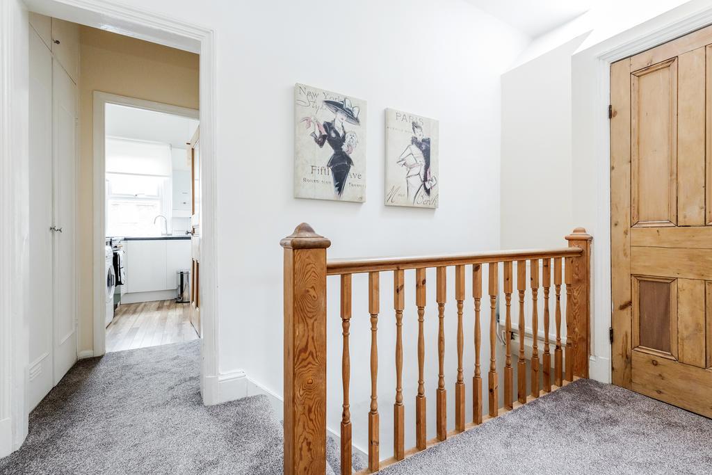Hallway at Chesham Court Apartment, Centre, Guildford