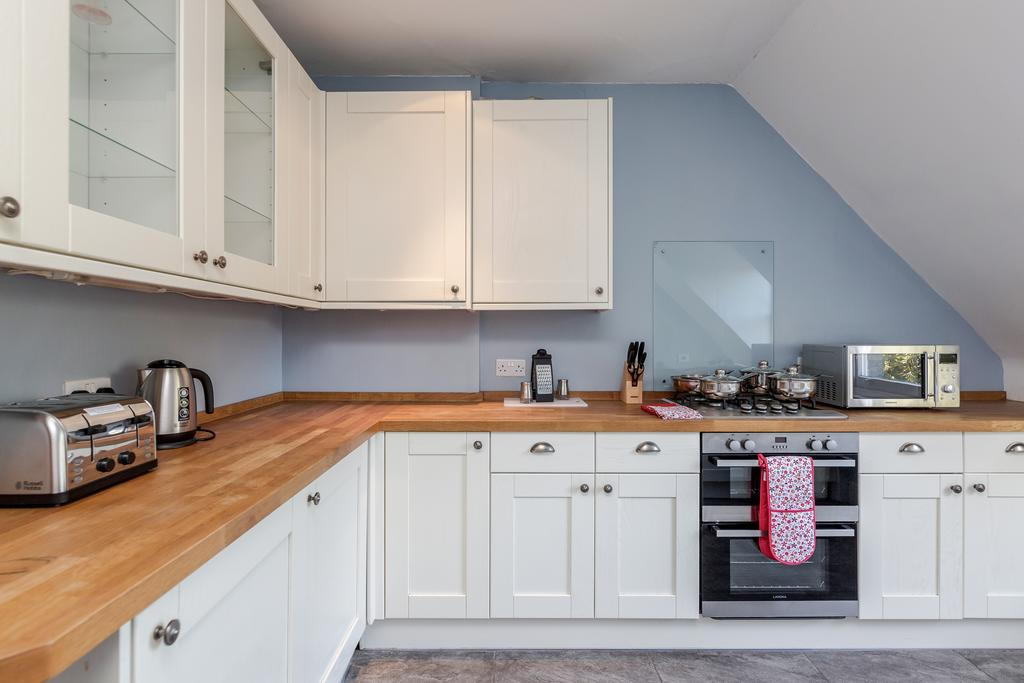 Kitchen at Albury Road Apartment, Centre, Guildford