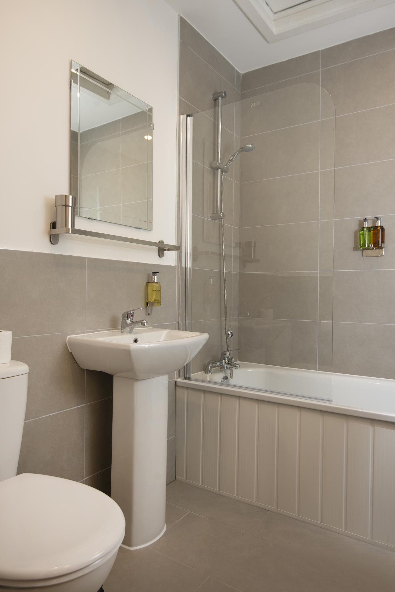 Bath at Hereford House Apartments, Southsea, Portsmouth