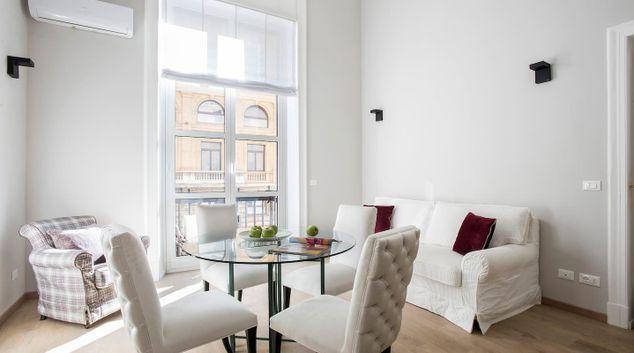Living area at Piccola Trevi Apartment, Municipio I, Rome