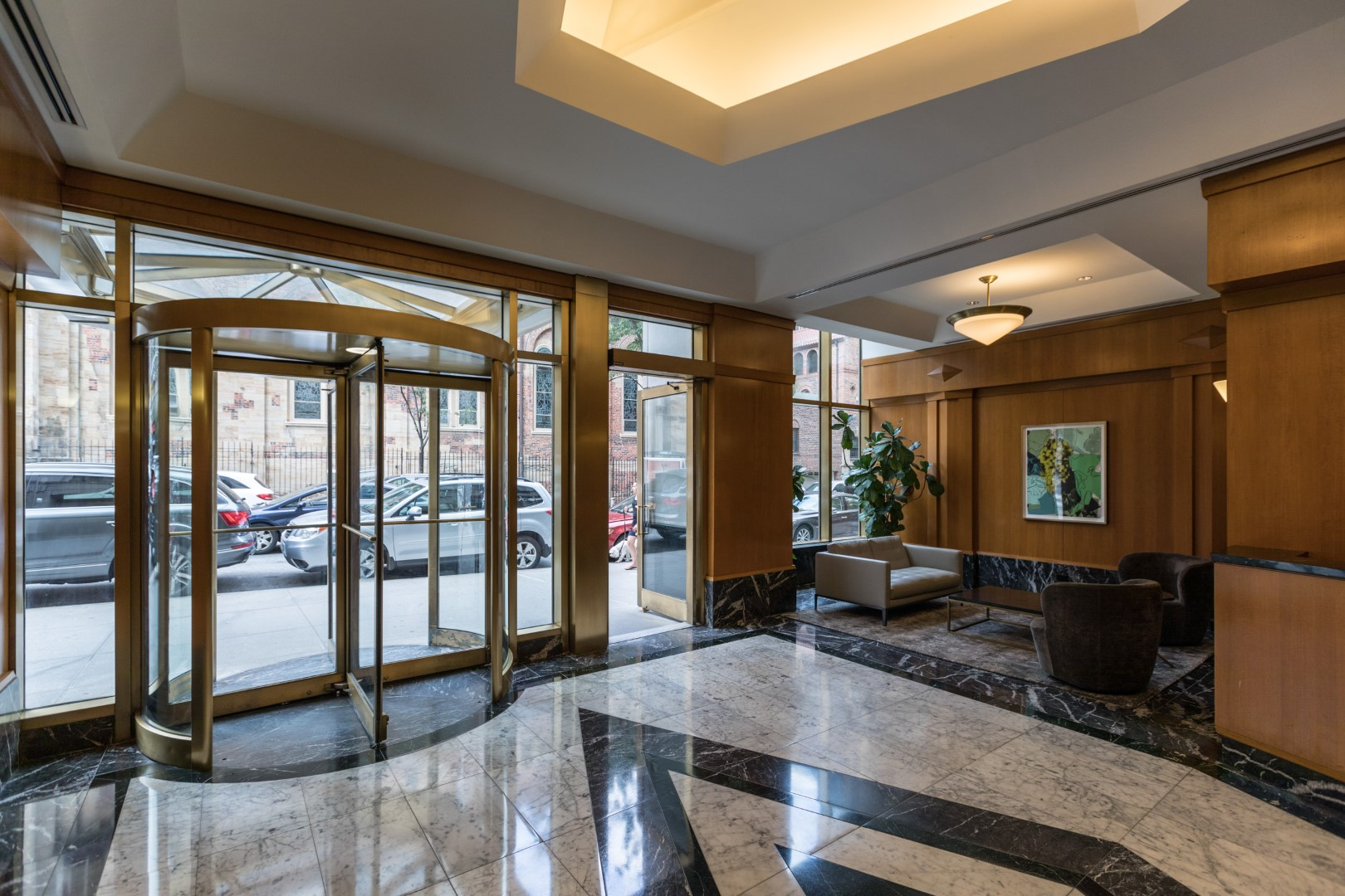 Reception at The Pearl Apartments, Upper East Side, New York