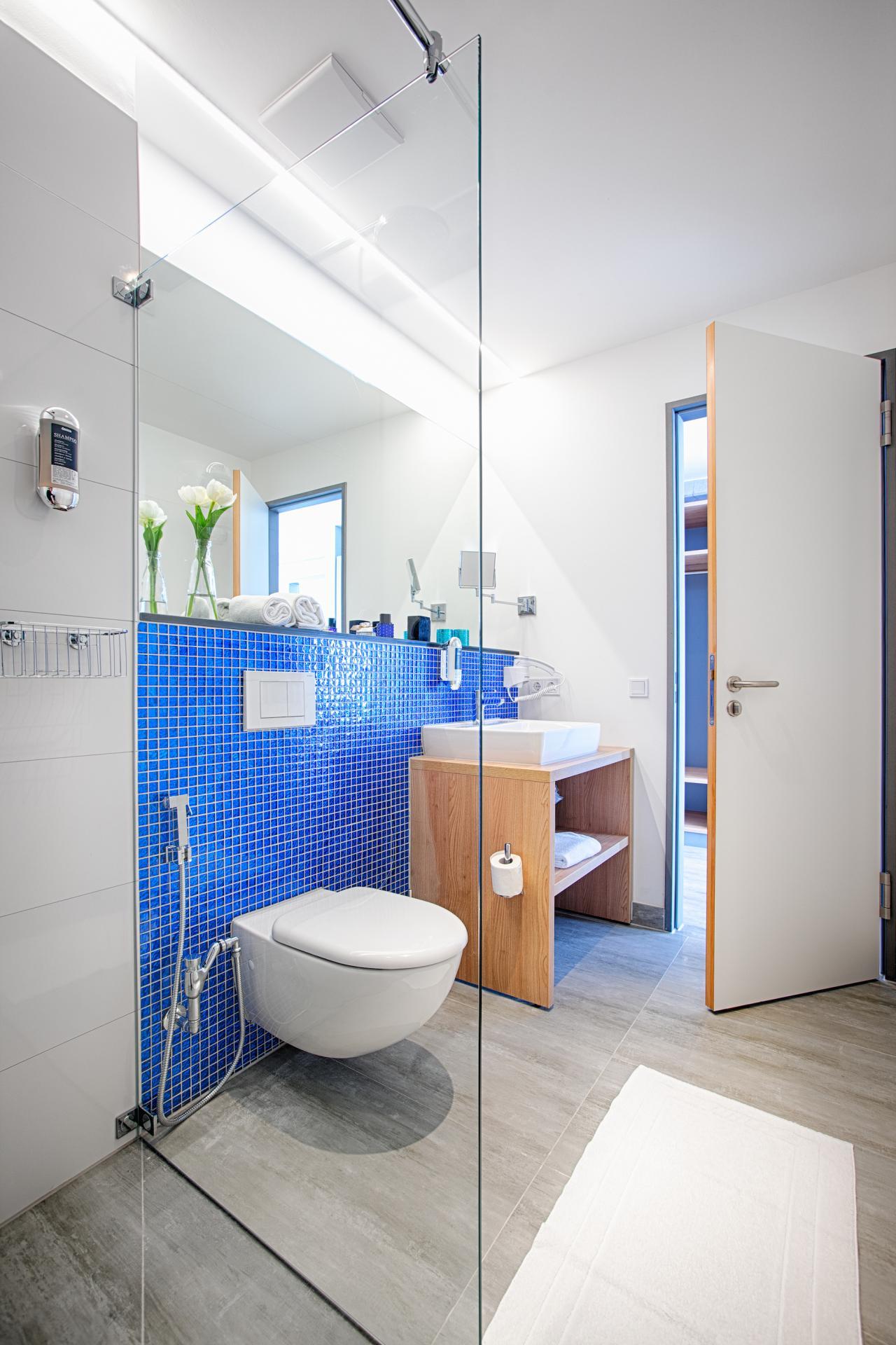 Bathroom at MLoft Apartments, Trudering-Riem, Munich
