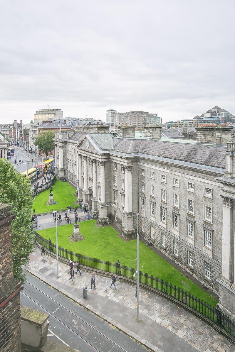 Views of Trinity College at Trinity Gardens Apartment, Centre, Dublin