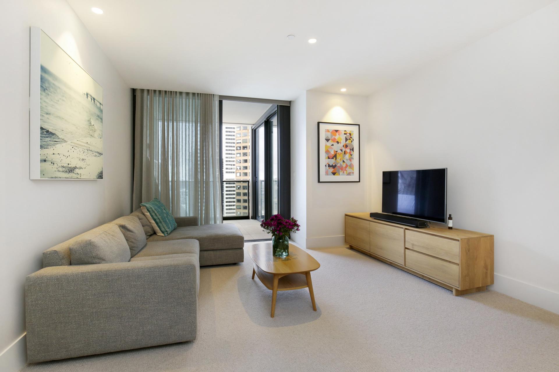 Quay West Suites Melbourne, Melbourne, SilverDoor Apartments