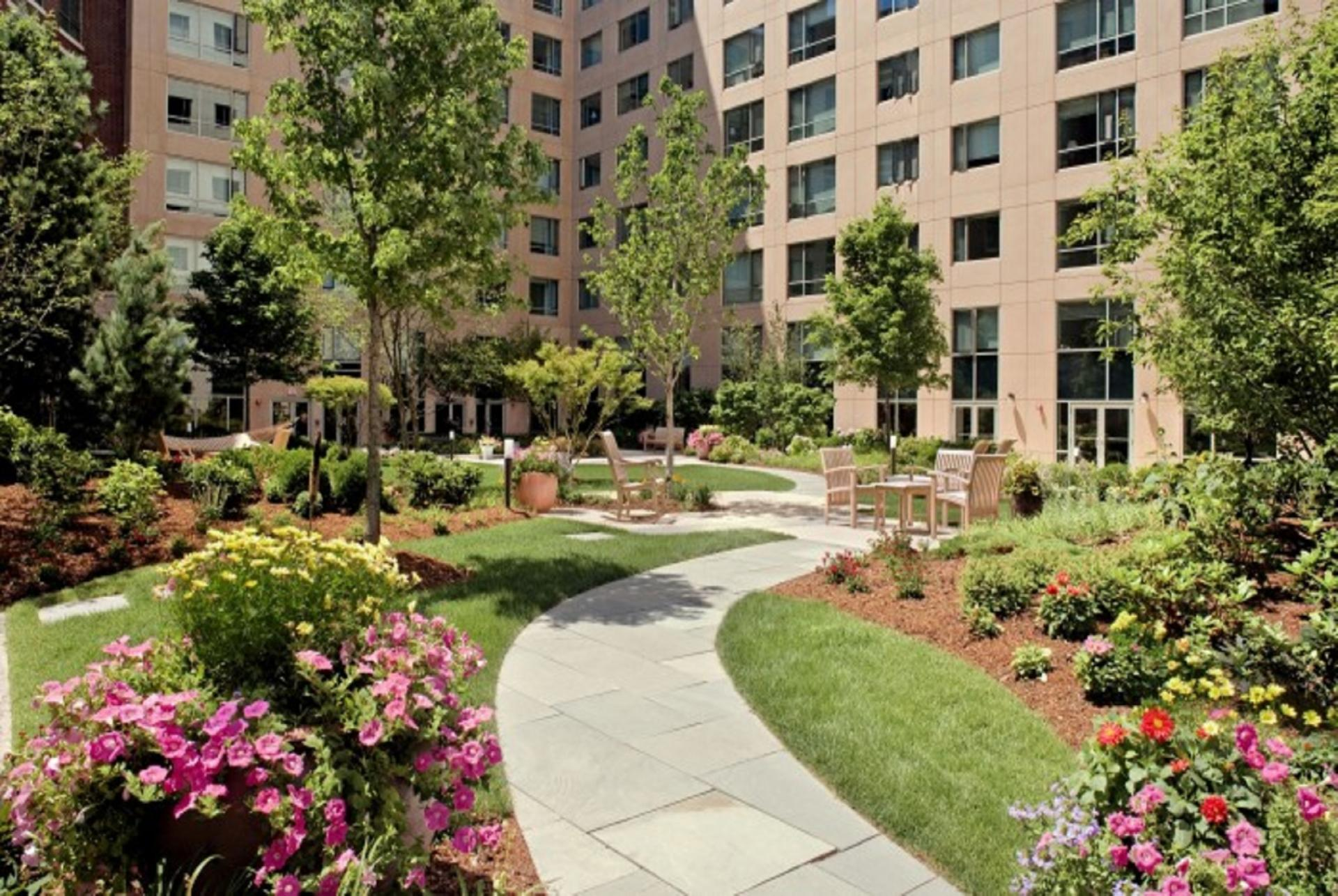 Gardens at Fenway Triangle Trilogy Apartments, Brookline, Boston