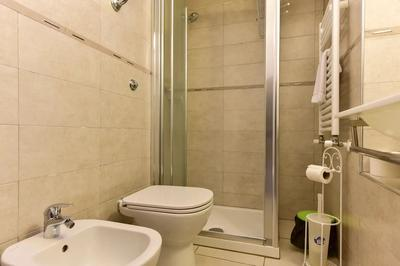 Toilet at Monti Flower Apartment, Centre, Rome