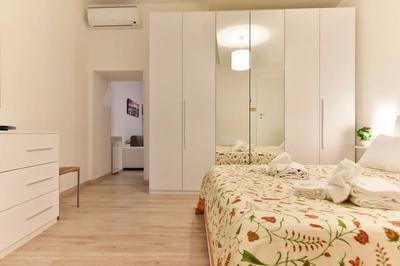 Wardrobe at Monti Flower Apartment, Centre, Rome
