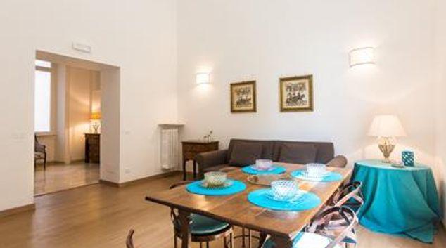 Living room at Barberini Apartment, Municipio I, Rome
