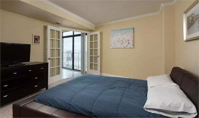 Bedroom at The Windsor, Centre, Denver