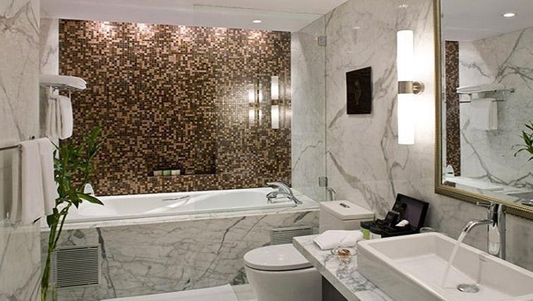 Outstanding bathroom in Oakwood Premier Prestige Bangalore