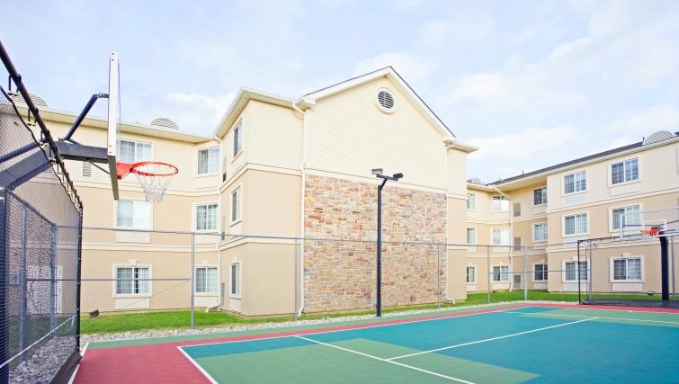 Recreational area inStaybridge Suites Philadelphia Mt Laurel