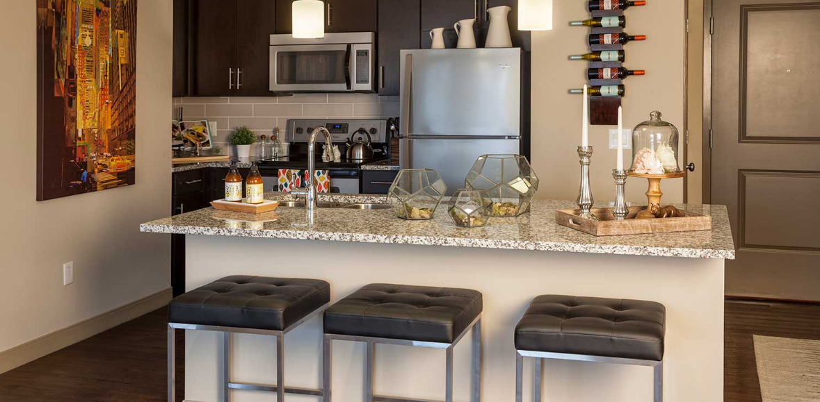 Kitchen at Radius at the Banks, Central Business District, Cincinnati