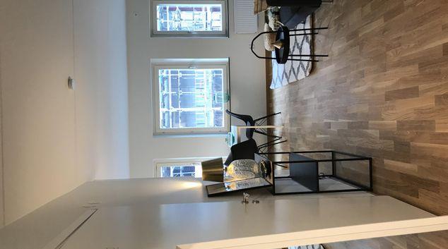 Living room at Idun Apartment, Hyllie, Malmö