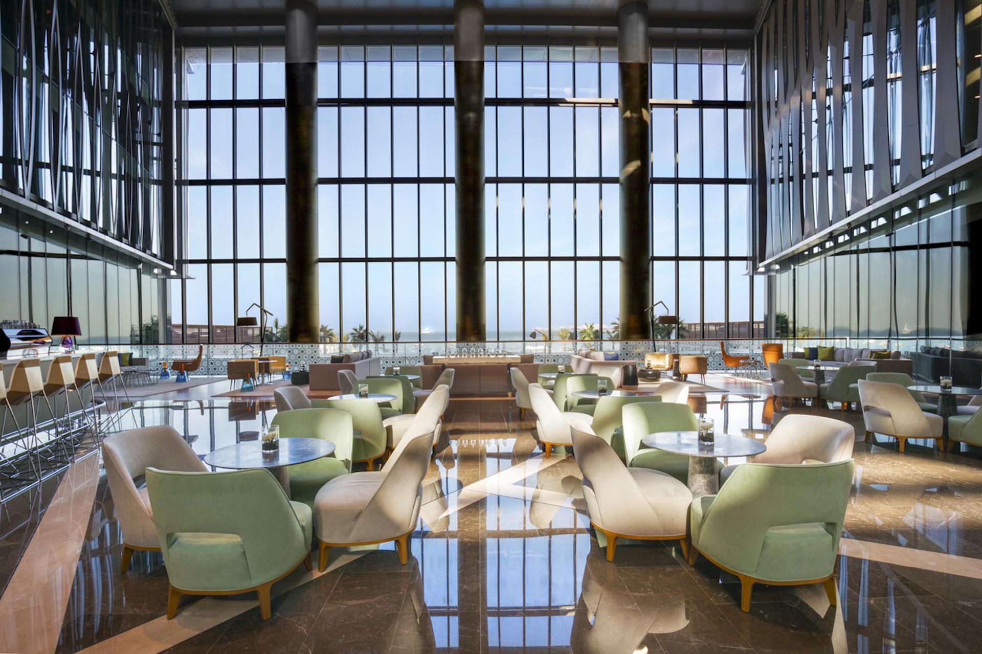 Restaurant at JBR Suites, Dubai Marina, Dubai