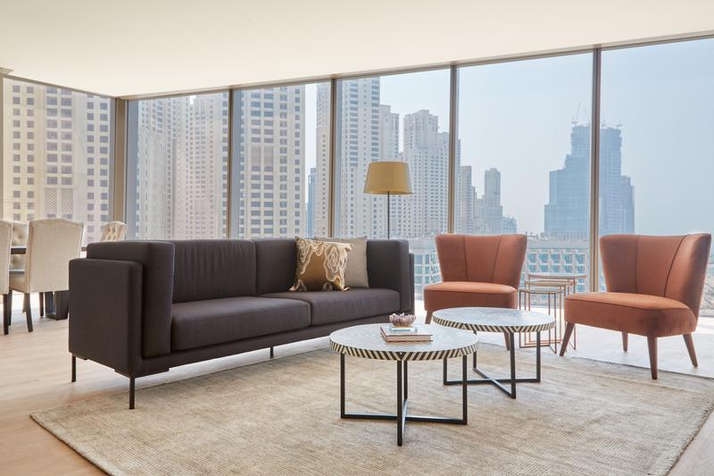 View at JBR Suites, Dubai Marina, Dubai