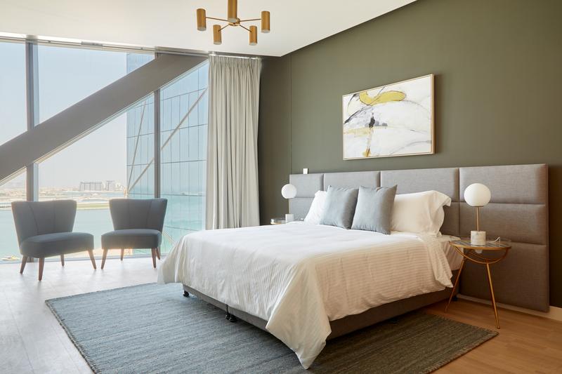 Bedroom at JBR Suites, Dubai Marina, Dubai