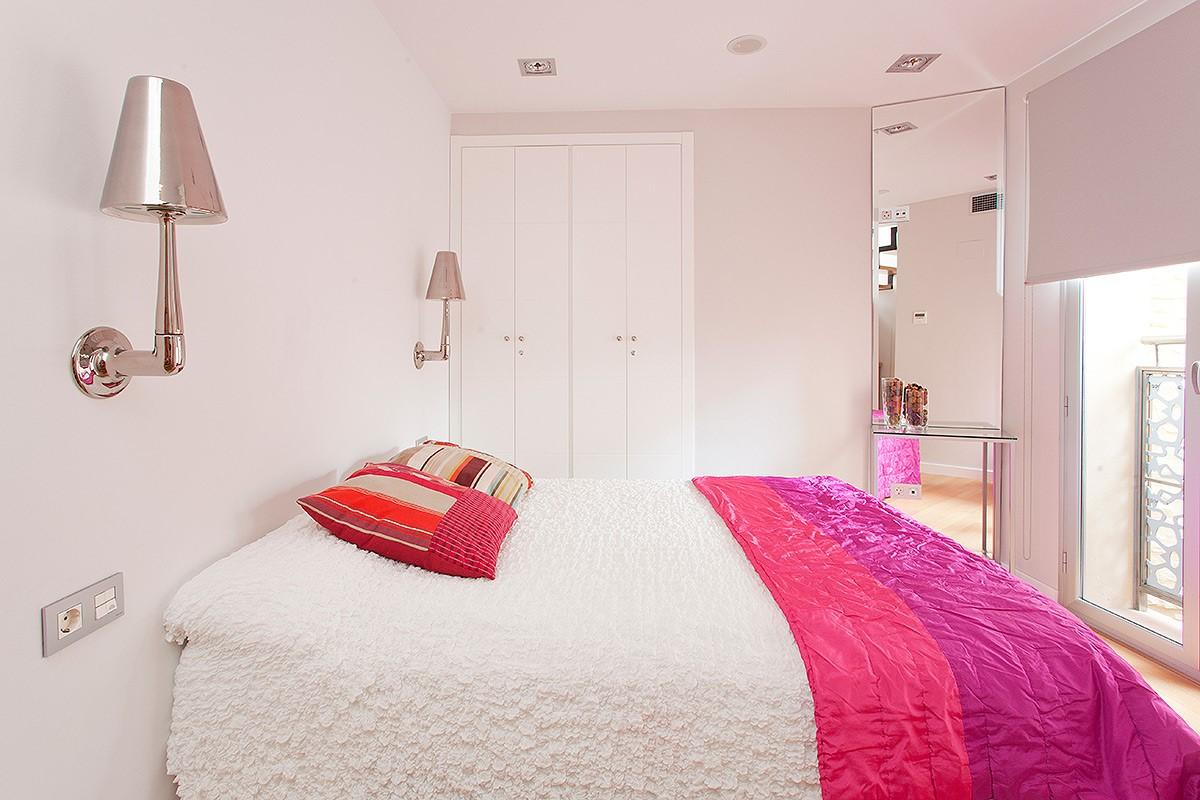Bedroom at Belmonte Apartment, San Bernardo, Seville