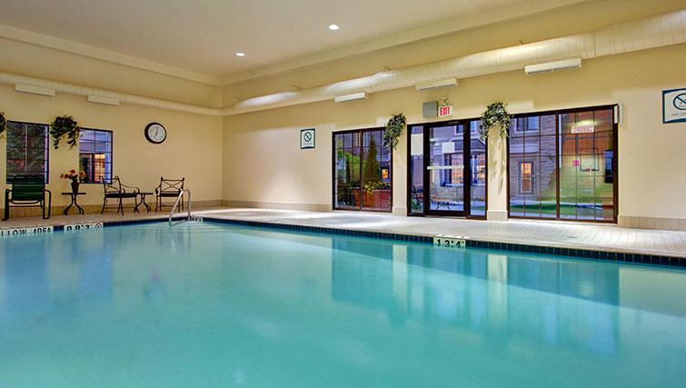 Great pool in Staybridge Suites Toronto Markham