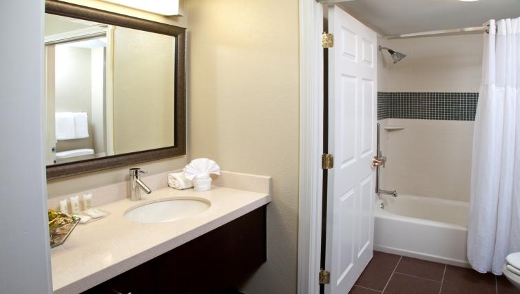 Bathroom in Staybridge Suites Toronto Markham