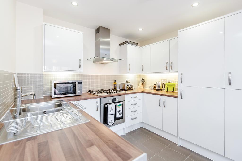 Kitchen at Woodbridge Road Apartment, Centre, Guildford
