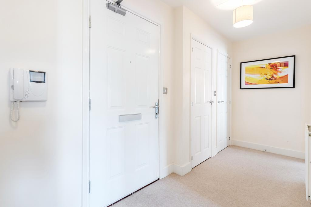 Door at Woodbridge Road Apartment, Centre, Guildford