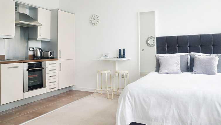 Modern studio at City Stay Apartments Hub